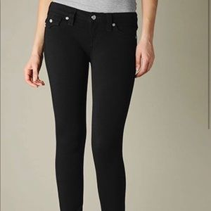 "True Religion ""Misty"" skinny jeans"